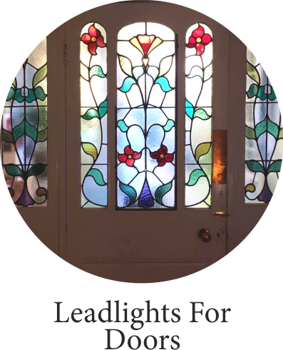 door leadlight