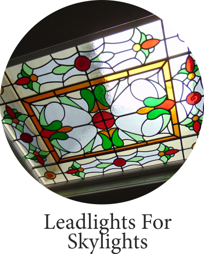 skylight leadlight