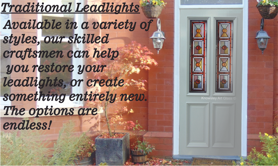 Traditional Leadlights