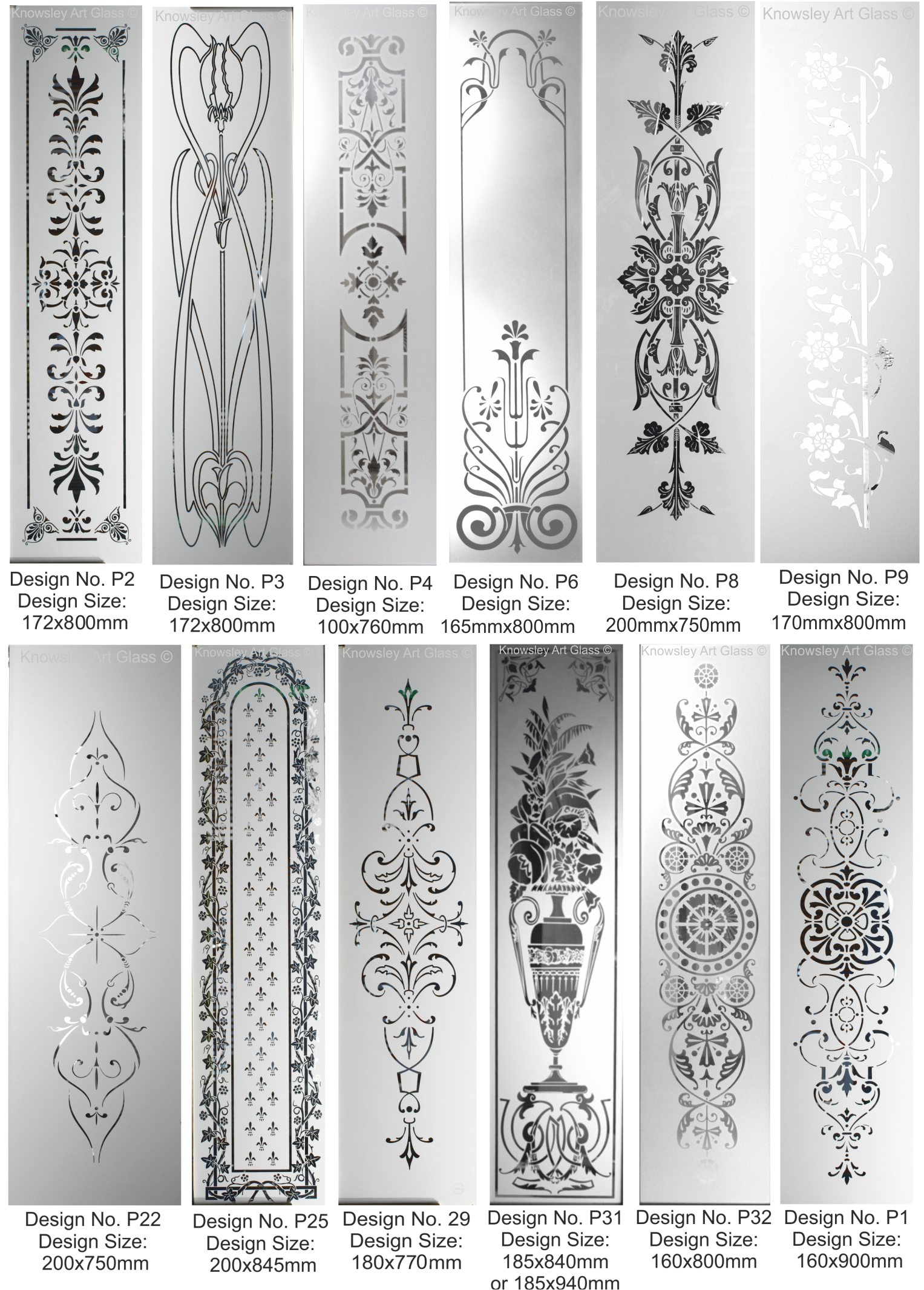 victorian window glass patterns