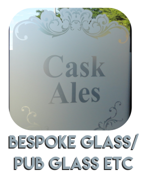 pub glass window